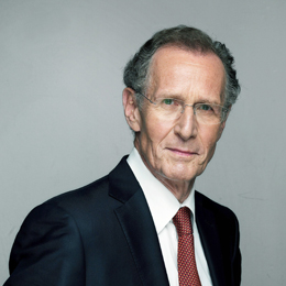 Keynote Speaker Bert Rürup