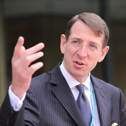 Keynote Speaker Frank-Jürgen Richter