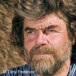 Keynote Speaker Reinhold Messner