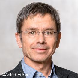 Keynote Speaker Stefan Rahmstorf