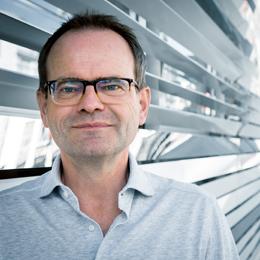 Keynote Speaker Jon Christoph Berndt