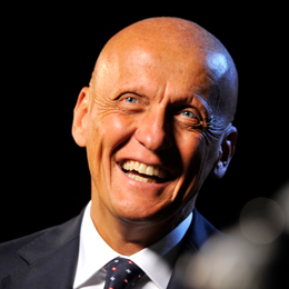 Keynote Speaker Pierluigi Collina