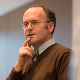 Gastredner Klaus Schweinsberg