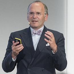 Klaus-Schweinsberg Moderator