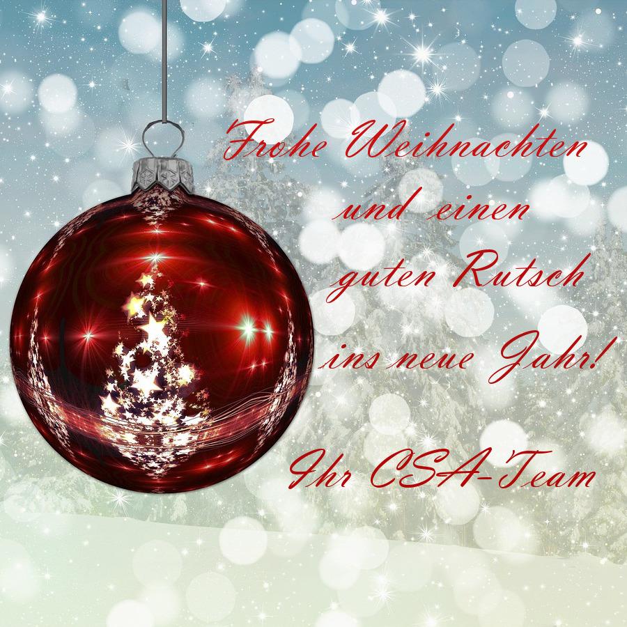 Frohe Weihnachten Guten Rutsch Ins Neue Jahr.Frohe Weihnachten Einen Guten Rutsch Ins Neue Jahr Redneragentur