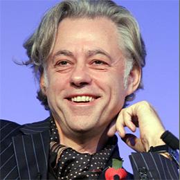 Bob-Geldof Redner