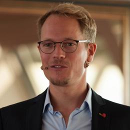 Keynote Speaker Jan Heitmann