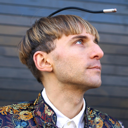 Keynote Speaker Neil Harbisson