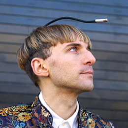 Neil-Harbisson Redner
