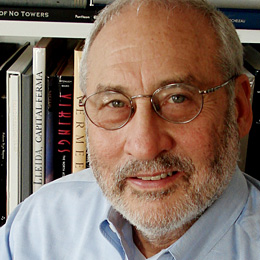 Joseph-Stiglitz Redner