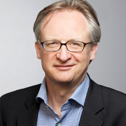 Keynote Speaker Albrecht von Lucke