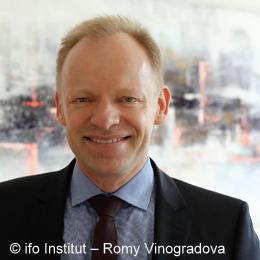 Keynote Speaker Clemens Fuest