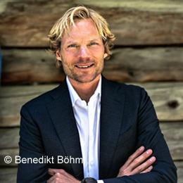Keynote Speaker Benedikt Böhm