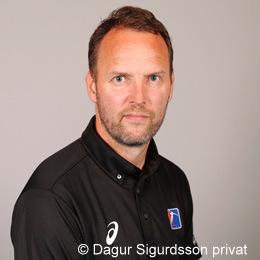 Keynote Speaker Dagur Sigurdsson