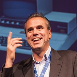Keynote Speaker Christian Baudis