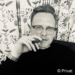 Redner Markus Gabriel