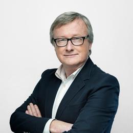 Keynote Speaker Hans-Ulrich Jörges
