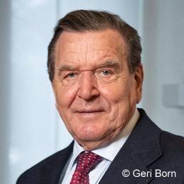 Keynote Speaker Gerhard Schröder