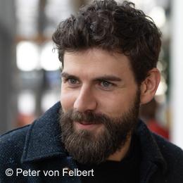 Redner Moritz Riesewieck