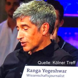 Keynote Speaker Ranga Yogeshwar